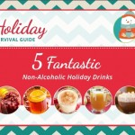 5 Non-alcoholic Drinks for the Holidays | Holiday Survival Guide